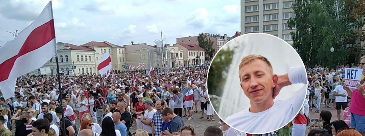Глава Белорусского дома в Украине и враг режима Лукашенко исчез в Киеве