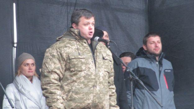 Семенченко о выборах в Кривом Роге: они подкупили 160 тыс. людей, но я все равно выйду во второй тур и выиграю у Вилкула
