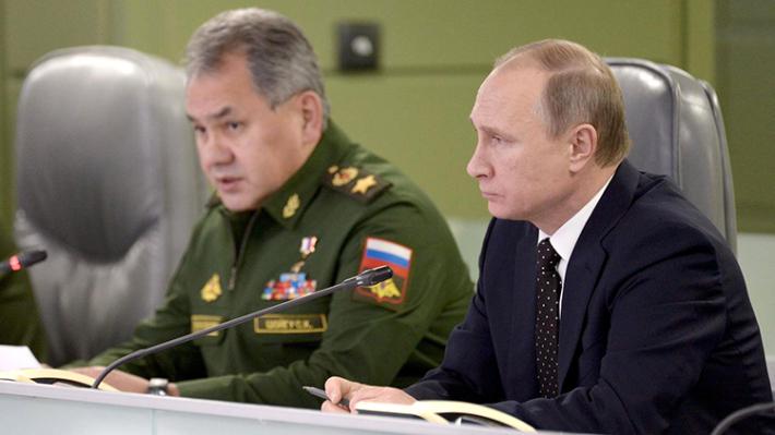 """""""Путина достало, что его дурят..."""" - СМИ узнали о бешенстве Путина из-за вранья Шойгу о войне в Сирии"""
