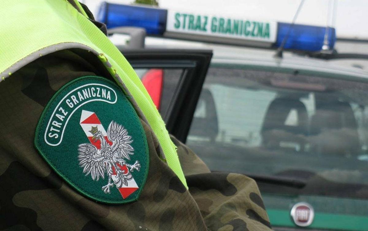 Инцидент на границе: белорусские пограничники провоцируют польских коллег, используя оружие