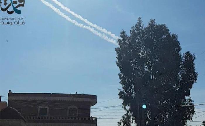 США выпустили две ракеты по Дейр-эз-Зору, где ранее были разбиты российско-сирийские войска, - подробности