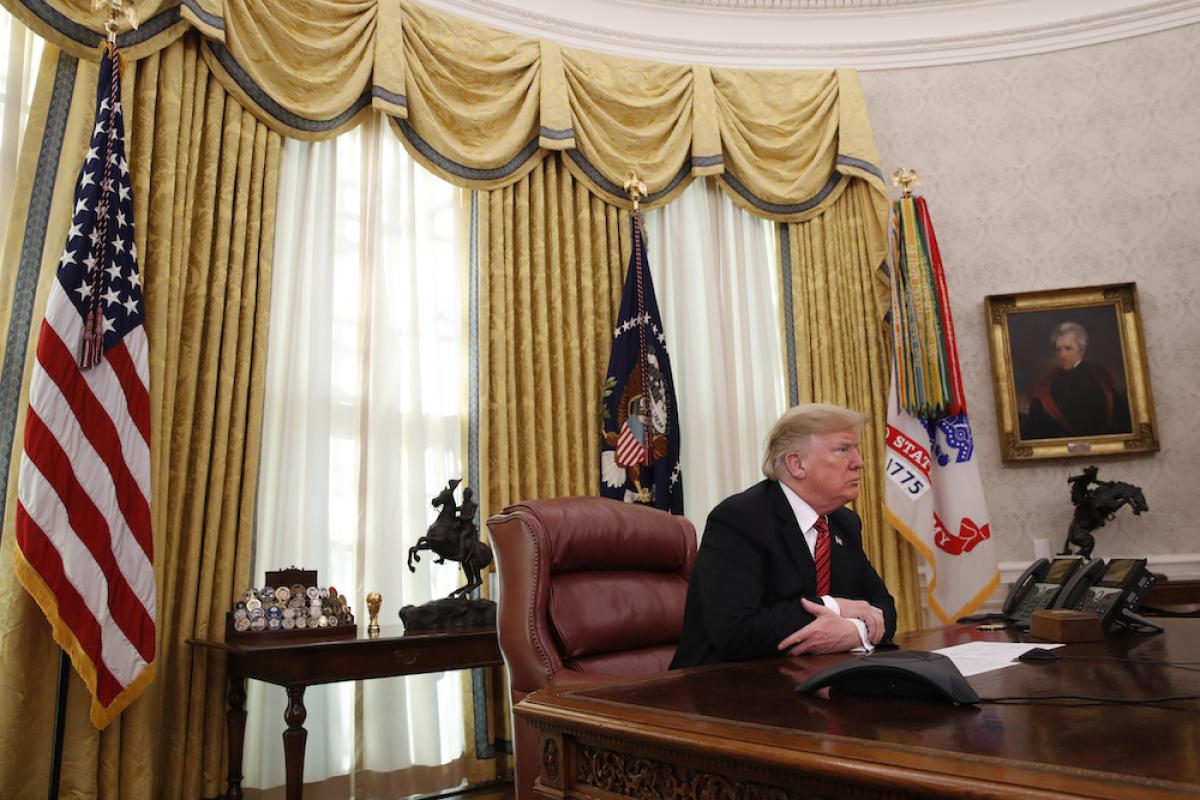 """""""Это очень плохо"""", - Трамп ожидает, что Россия и Саудовская Аравия в ближайшее время сделают шаг - Reuters"""