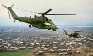 Ожесточенные бои в Нагорном Карабахе. Хроника событий 05.04.16