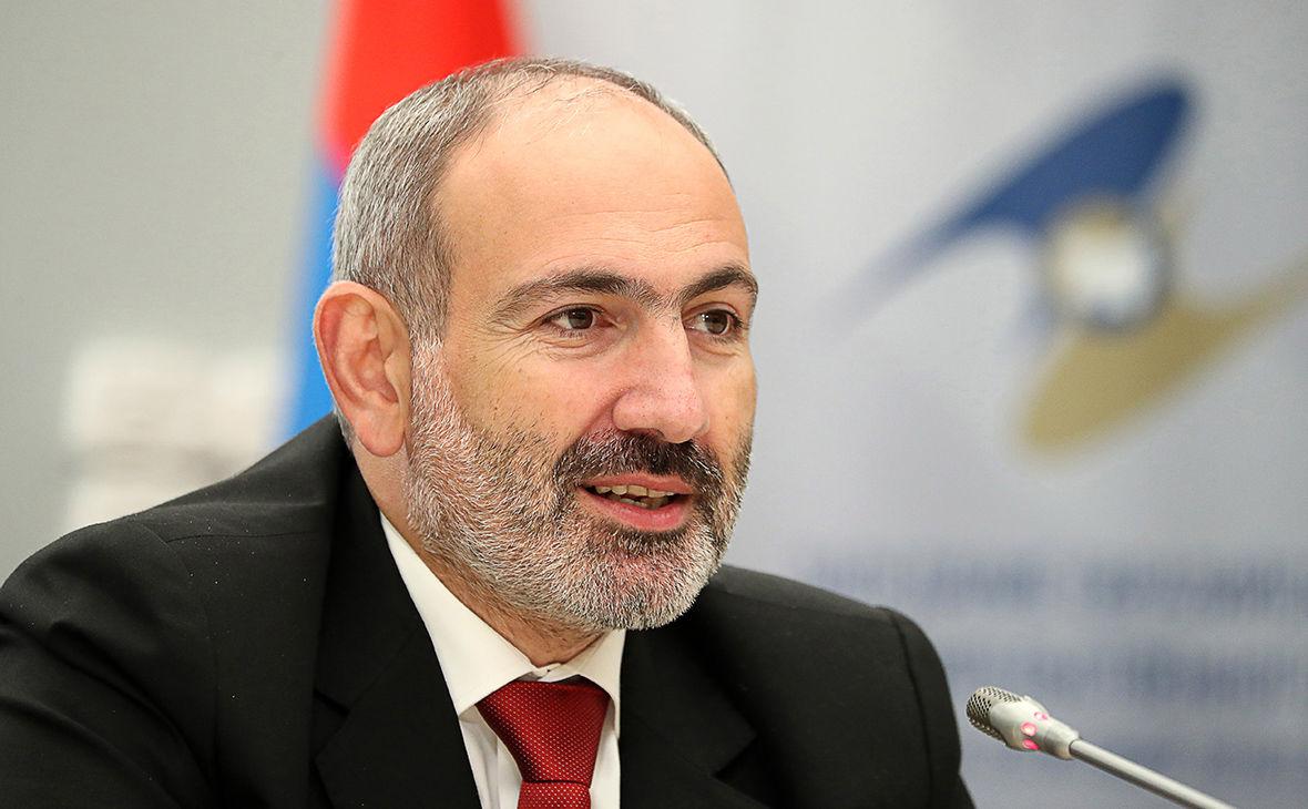 """""""Это посягательство против Армении"""", – Пашинян заявил о кризисе на границе с Азербайджаном"""
