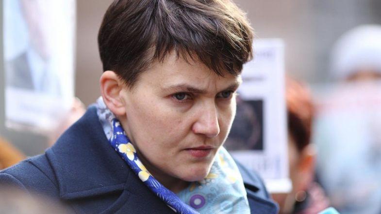 Савченко об оружии в своей сумочке: сегодня впервые увидела страх в глазах депутатов