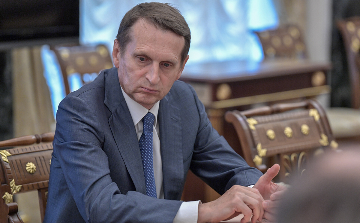 Нарышкин высказался о Зеленском: детали скандала, и почему президент Украины впал в немилость кремлевской машины