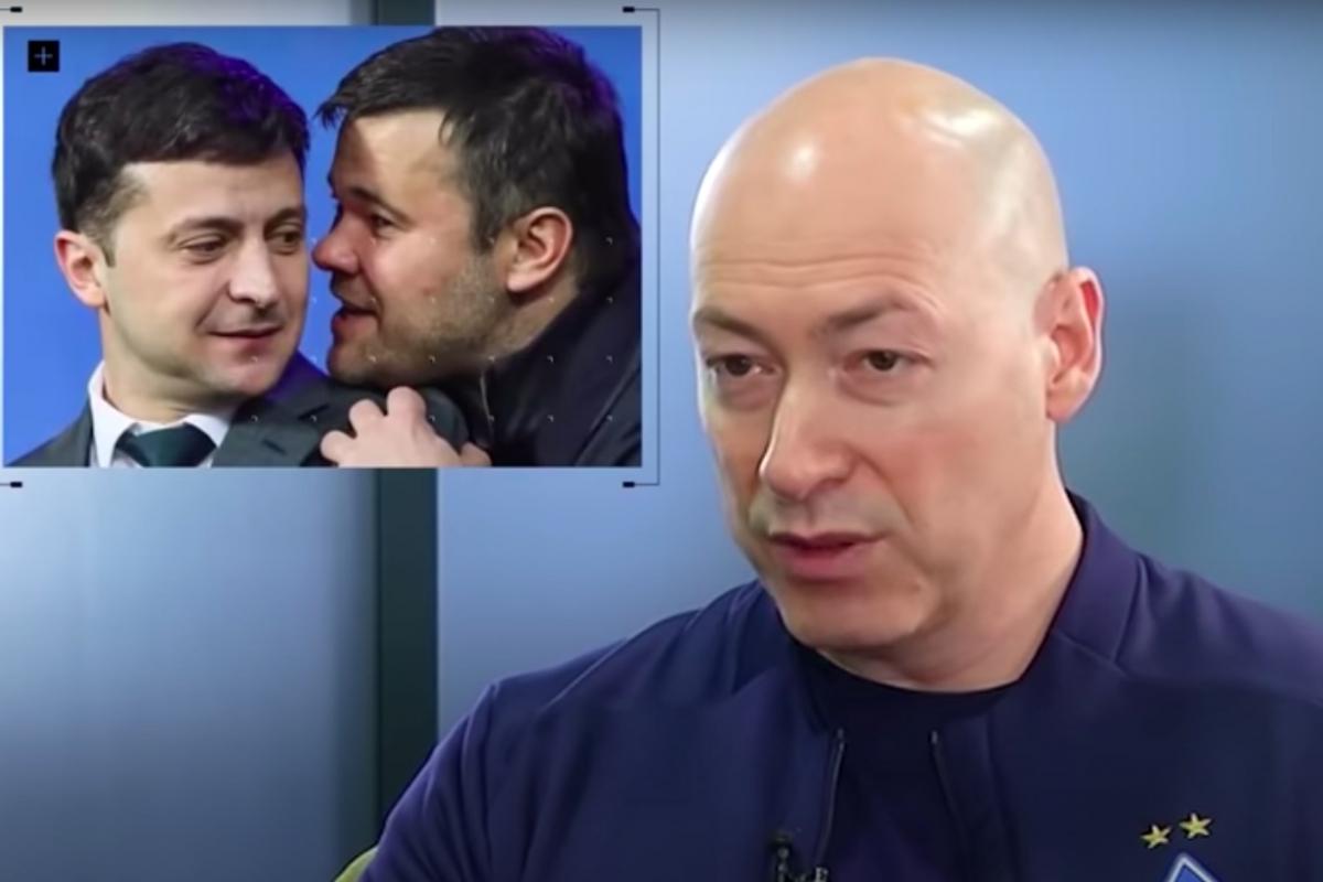 """Гордон назвал причину увольнения Богдана из ОП: """"В один момент это надоело"""""""
