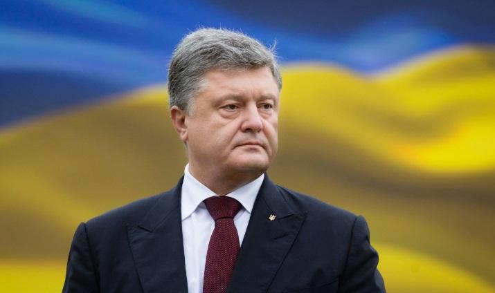 Россия и террористы продолжают свои провокации на Донбассе, однако ЕС и США при помощи санкций заставят Москву забрать свои войска из Украины, - Порошенко