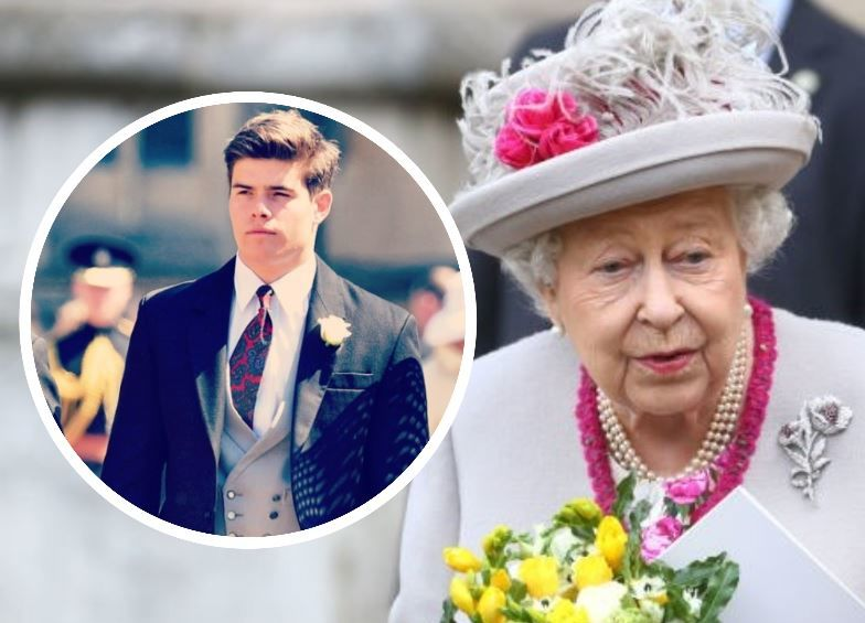 В Сети показали самого завидного жениха Великобритании – племянника королевы Артура Чатто