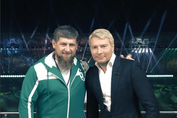 """Кадыров, Басков, Чечня, Грозный, общество. """"Ахмат"""", футбол, танец, соцсети, комментарии"""