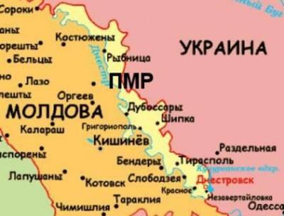 В Минобороне Украины опасаются вторжения российской армии с территоории Приднестровья