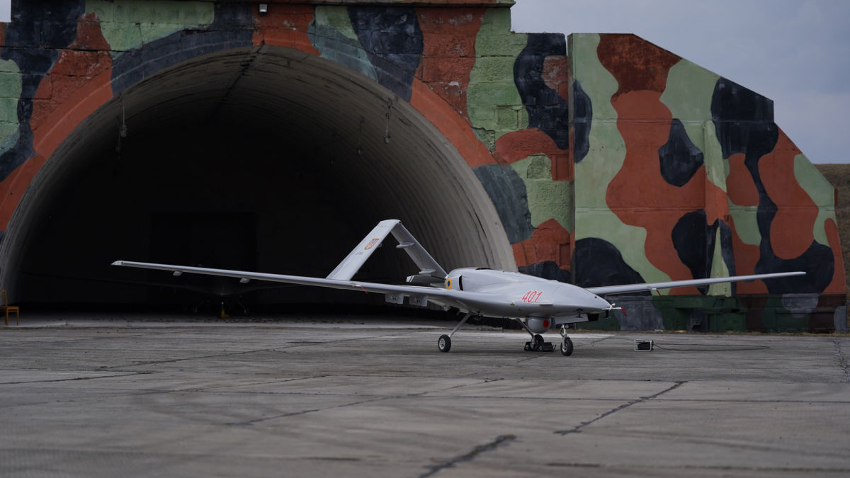 """В Украине появятся свои ударные дроны по типу """"Байрактар"""""""