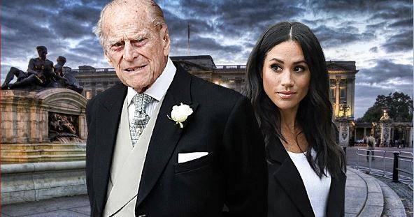 Меган Маркл отказалась ехать на 100-летие дедушки принца Гарри герцога Эдинбургского