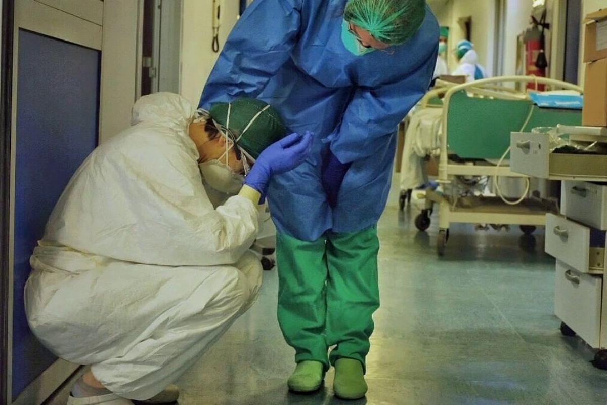 COVID-19, италия, коронавирус, пандемия, смертность, статистика