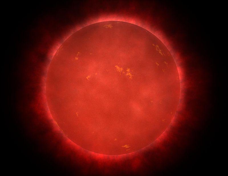 Опасность, которая может обернуться страшными разрушениями: близкая к Земле звезда Росс 128, выжигающая все вокруг, подала несколько тревожных сигналов