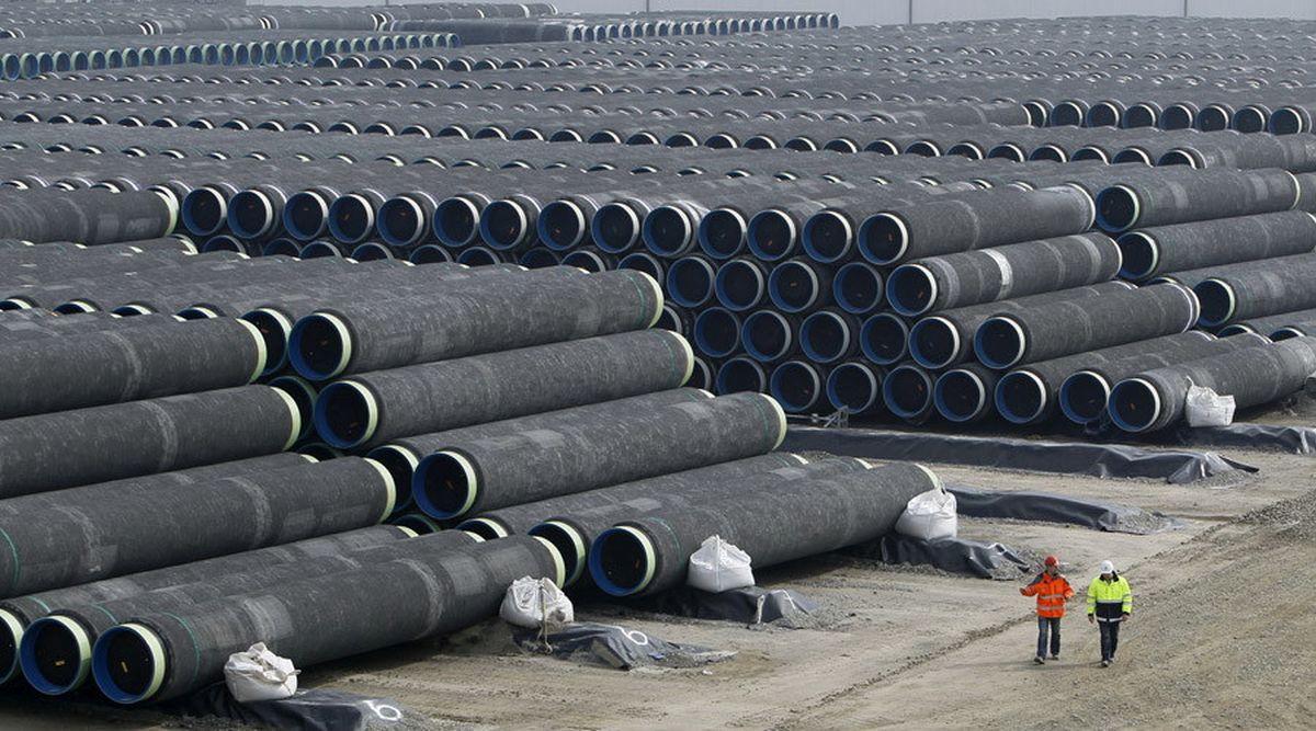 """Строительство скандального газопровода """"Северный поток - 2"""" под угрозой срыва - Кремль ищет новых спонсоров"""
