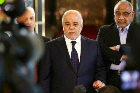 ирак, мосул, курды, коалиция, игил, сша, терроризм, Хайдер аль-Ибади