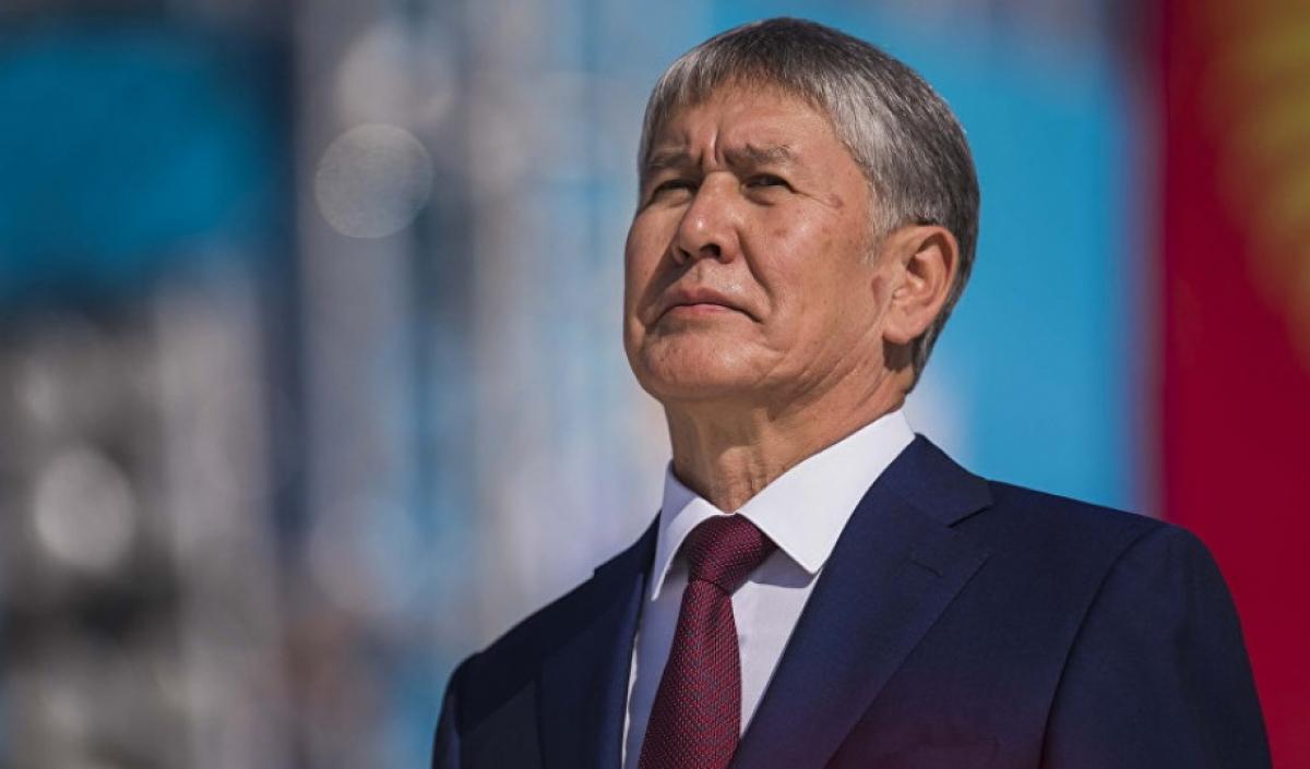 Экс-президент Кыргызстана Атамбаев вновь задержан: появились кадры