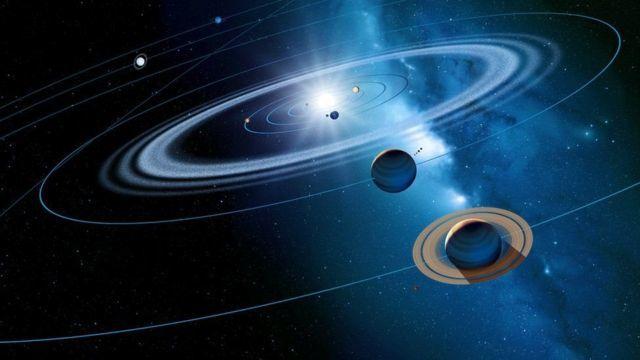 """Сегодня впервые за 800 лет в небе появится Вифлеемская звезда: Юпитер и Сатурн """"сольются"""" в одну точку на небе"""