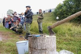 В РФ на празднике в Пермском крае с одобрения Минкульта принесут кровавую жертву духам умерших