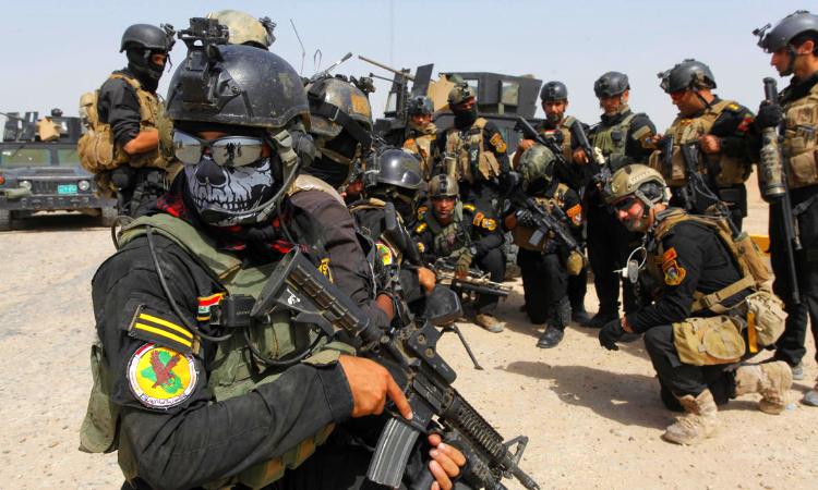 Официально: армия Ирака начала освободительную операцию в Мосуле