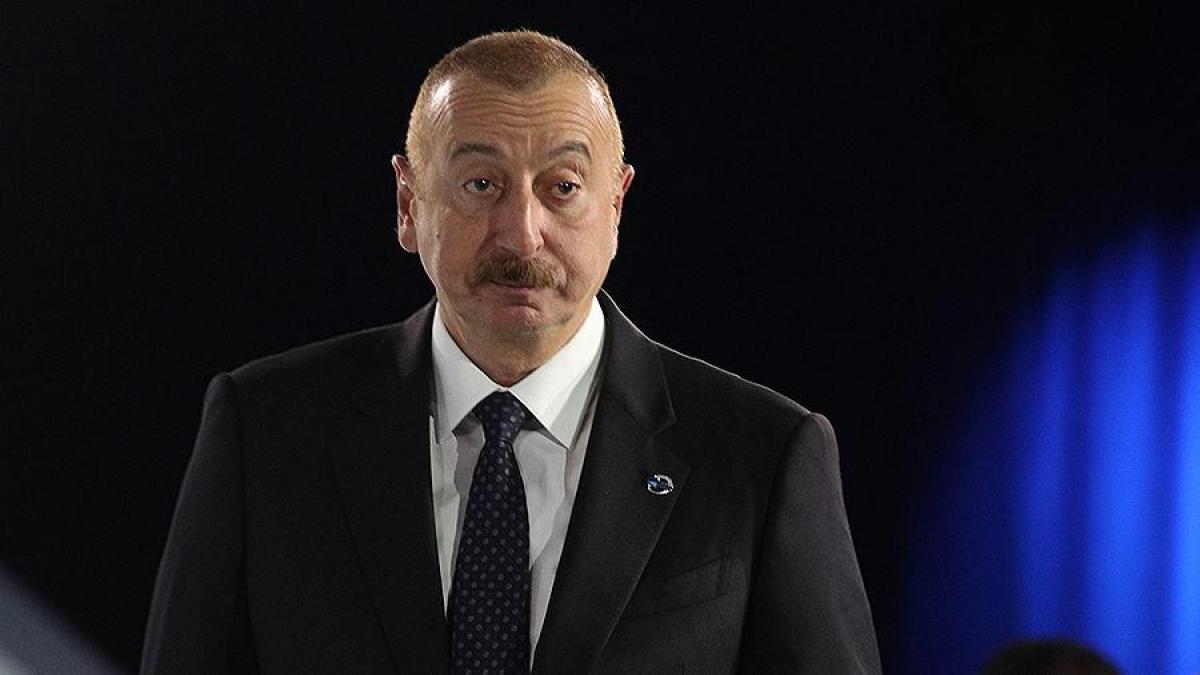 Алиев рассказал о следующем шаге после возвращения Нагорного Карабаха