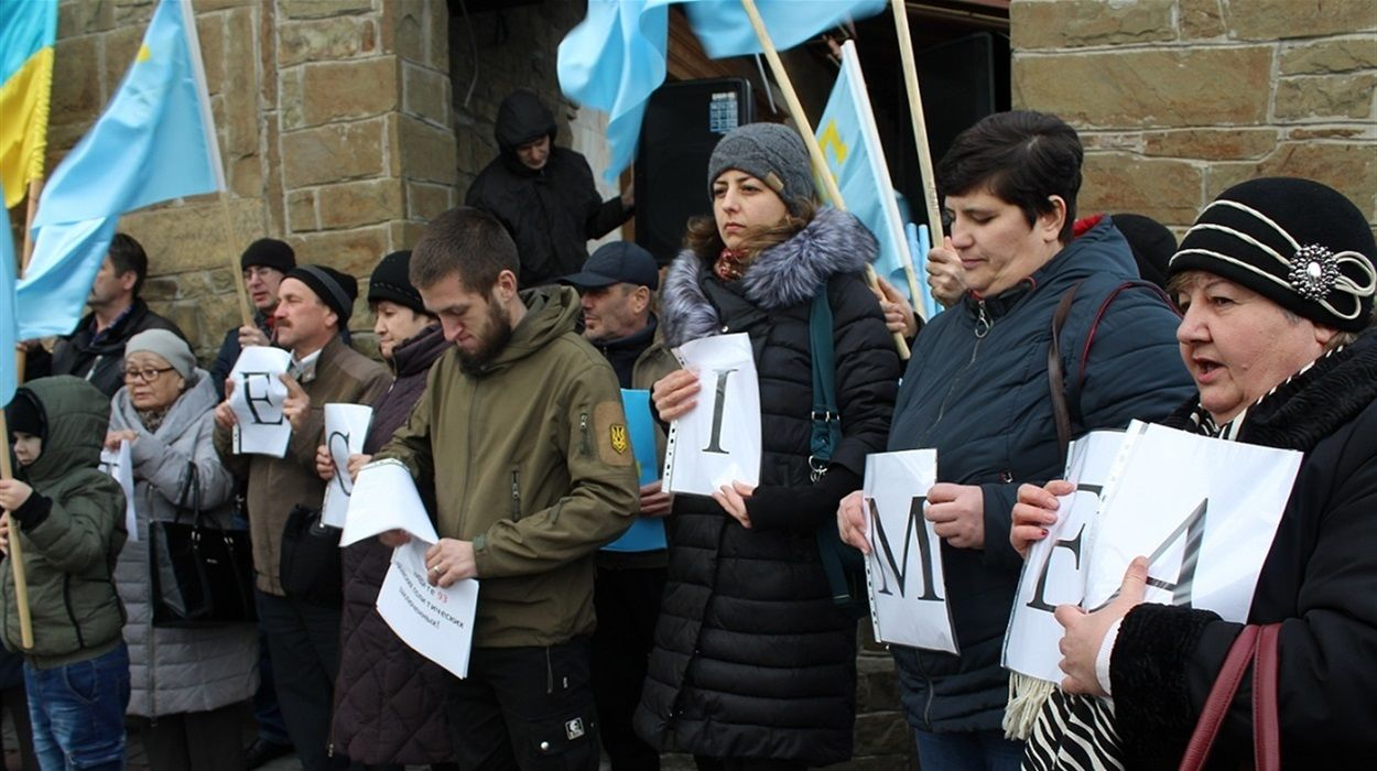 В МИД Турции сделали заявление по поводу крымских татар, которые не выехали из аннексированного Крыма