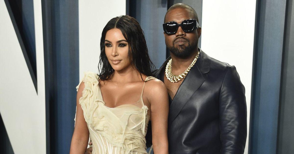 Стало известно, на какой поступок пошел Канье Уэст перед разводом с Ким Кардашьян