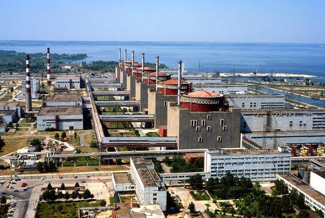 электростанция, атомная, Запорожье, запорожская, Чернобыль, взрыв, поломка, ЧП, происшествие