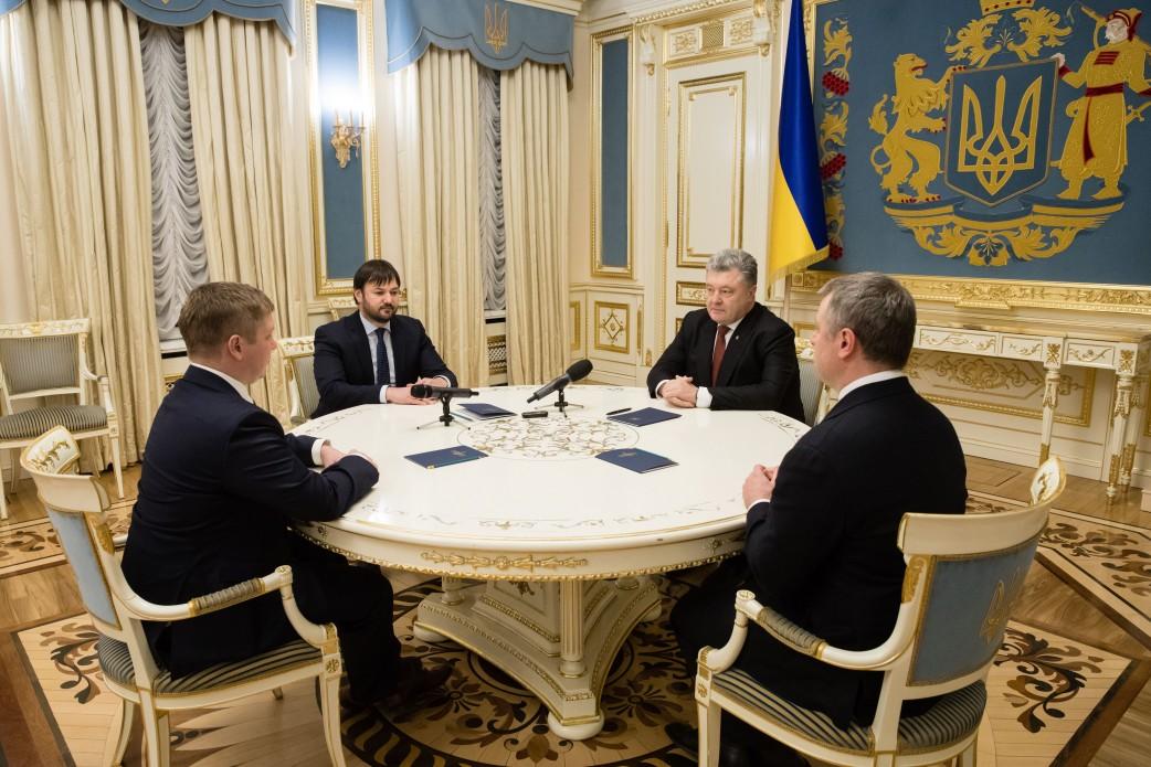 """""""Перечислим немедленно"""", - Порошенко рассказал, что Киев сделает с $2,6 млрд, выигранными у """"Газпрома"""", - кадры"""