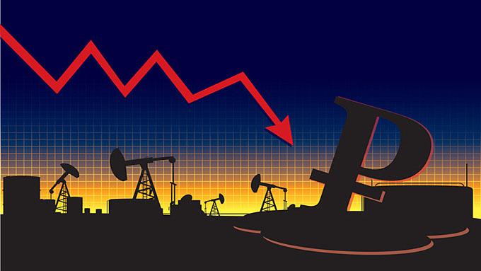 """""""Деревянный"""" продолжает оглушительное падение: курс рубля преодолел психологическую отметку"""
