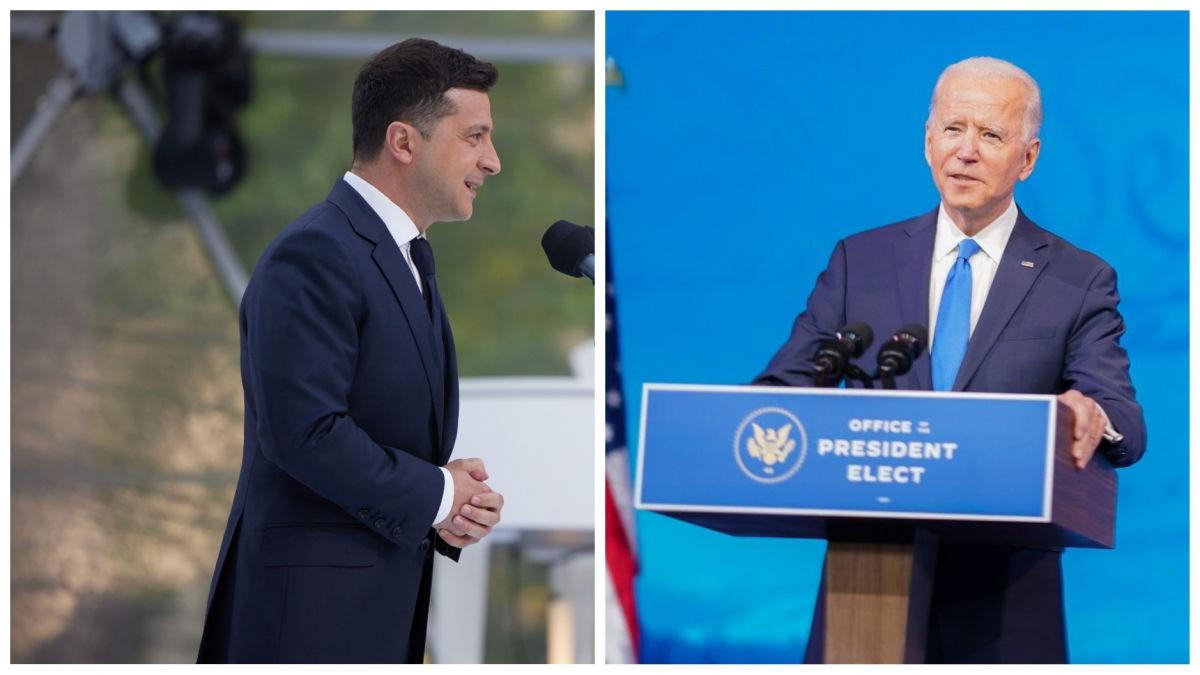 """""""Вашингтон будет следить"""", – СМИ узнали об обязательствах Зеленского перед Байденом"""