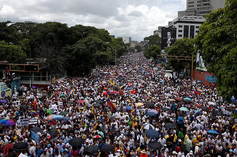 венесуэла, мадуро, протесты, майдан, россия