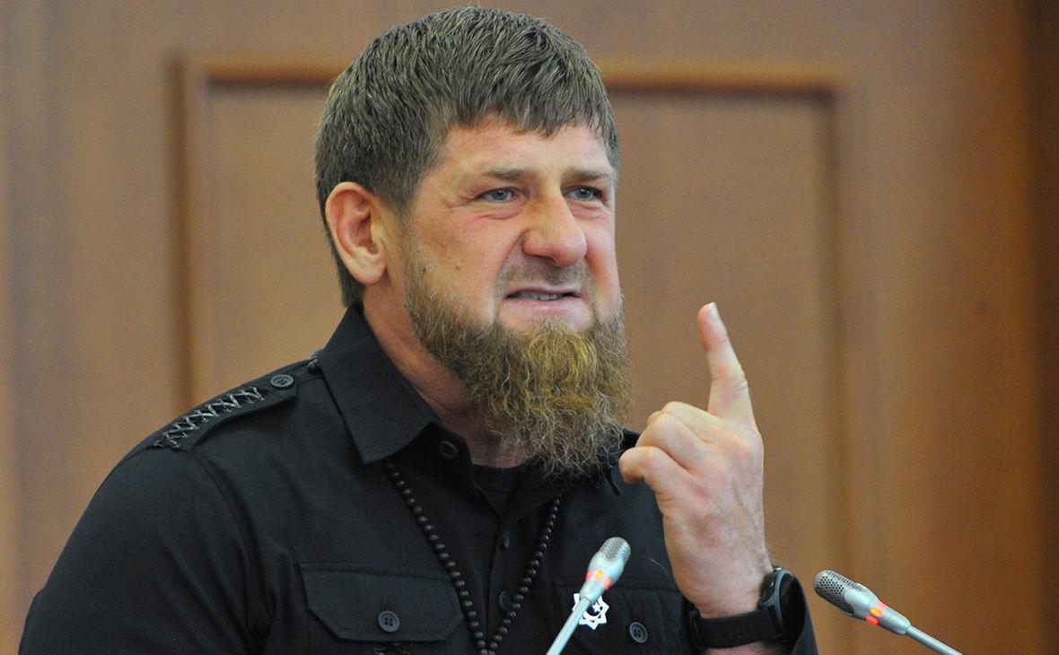 """Кадыров """"обиделся"""" на слова Байдена о Путине и предложил президенту США """"восстановить"""" память"""