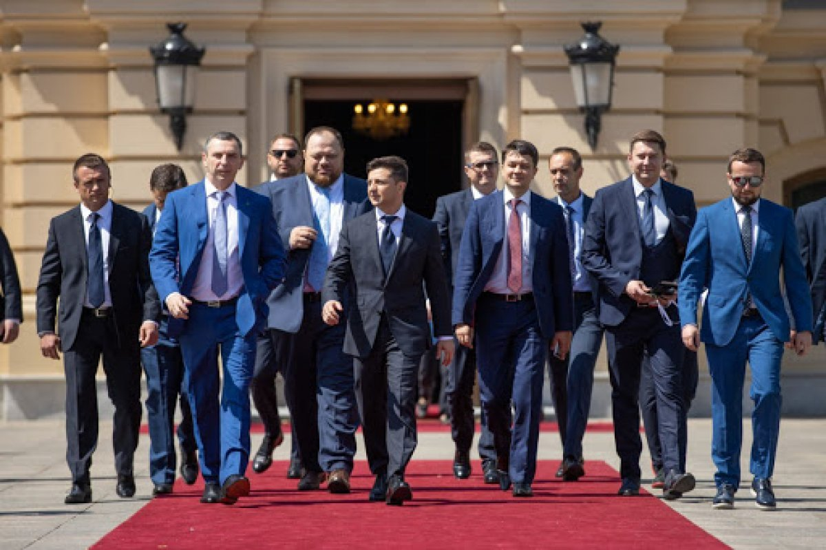 Зеленский, Преемник, Разумков, Спикер, Верховная Рада, Слуга народа.