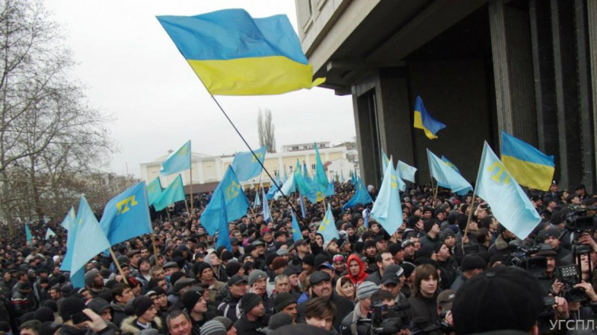 """""""Силовой прорыв в Крым"""", - крымские татары готовят масштабный марш и готовы идти напролом"""
