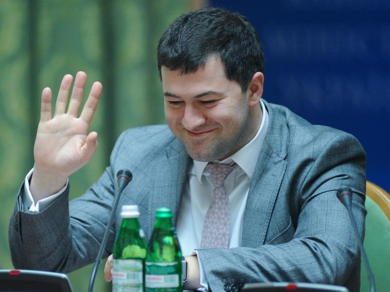 Стало известно решение Соломенского суда по взысканию 100 млн грн залога с Насирова