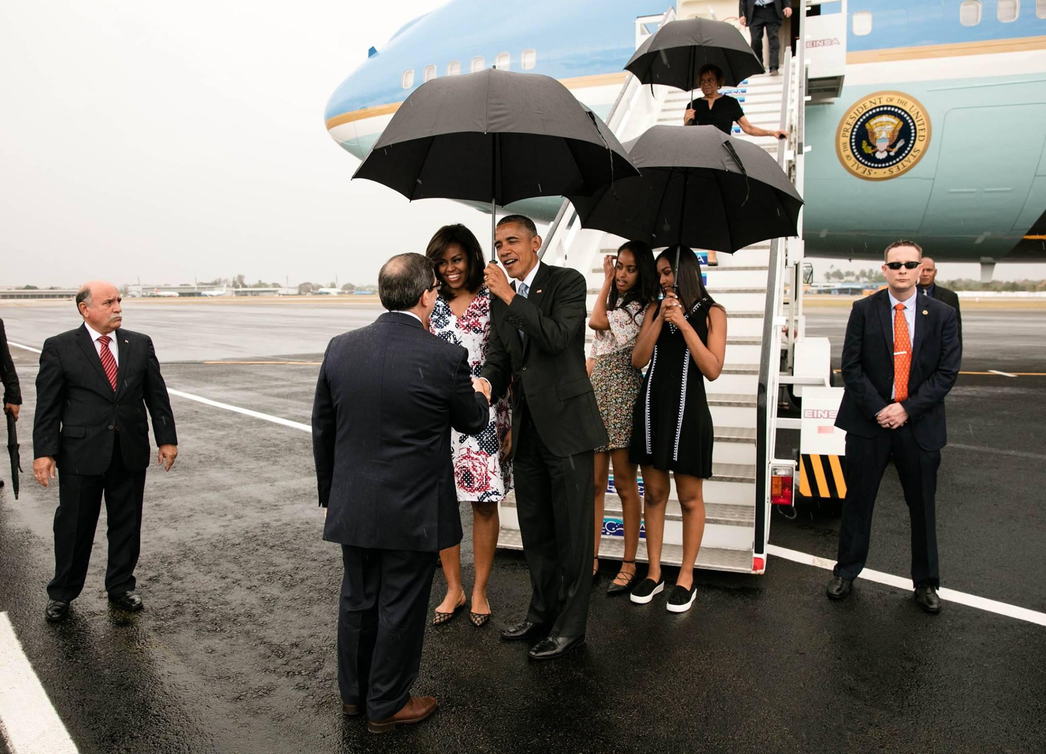 Обама: я прибыл на Кубу, чтобы положить конец остаткам Холодной войны