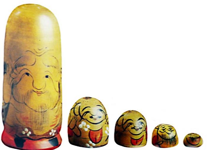 """Кокошник, сарафан, косоворотка, самовар и даже матрешка пришли в Россию из других стран: блогер из Луганска в пух и прах разнес так называемые российские """"символы нации"""""""