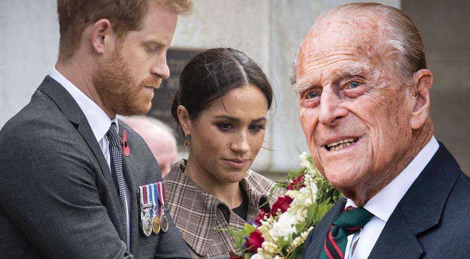 Меган Маркл не приедет в Великобританию на похороны деда принца Гарри герцога Эдинбургского