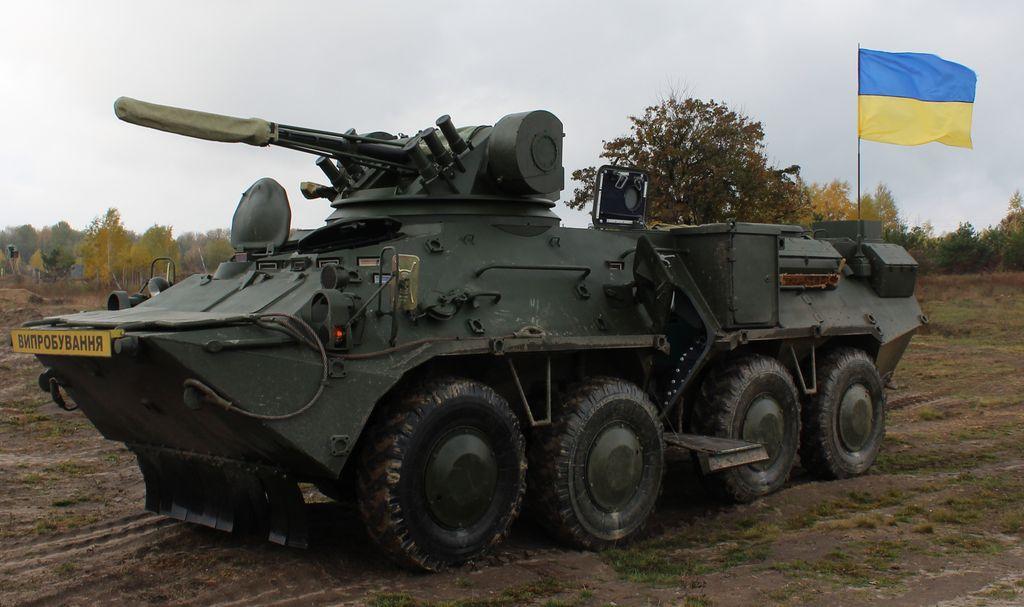 Порошенко, Нацгвардия, ВСУ, армия Украины, БТР, видео, полигон, испытания, вооружение