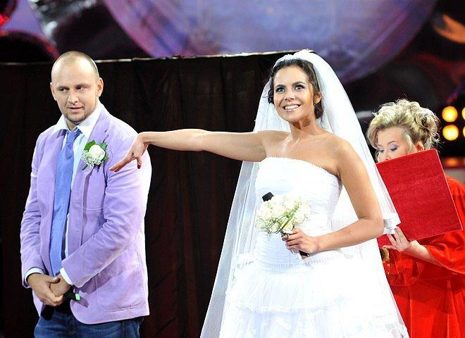 шоу-бизнес, настя каменских, певица, свадьба, потап