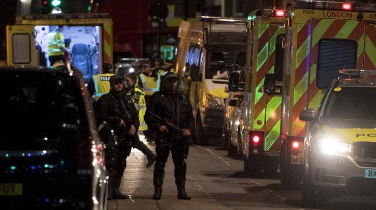 британия, теракт, жертвы, полиция, лондон