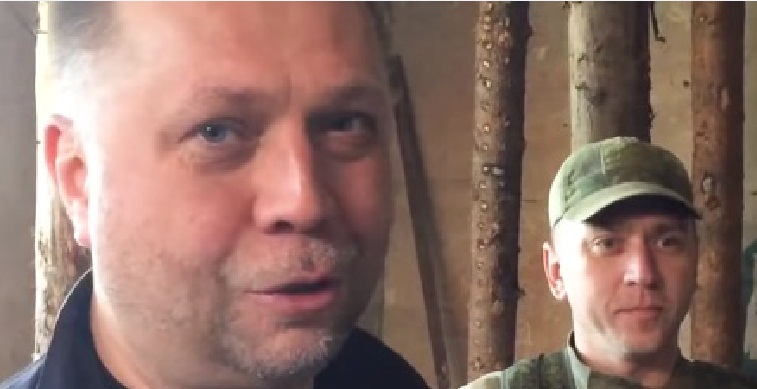 """Первый главарь """"ДНР"""" Бородай неожиданно прибыл в Донецк и призвал к оккупации Киева – кадры громкого заявления"""