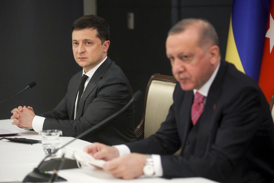 Зеленский и Эрдоган подняли для Кремля проблему Крыма на новый уровень - полуостров будет возвращен