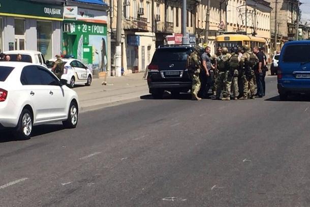"В Одессе схвачен преступник, захвативший заложниц в ""Готивочке"": громкие подробности"