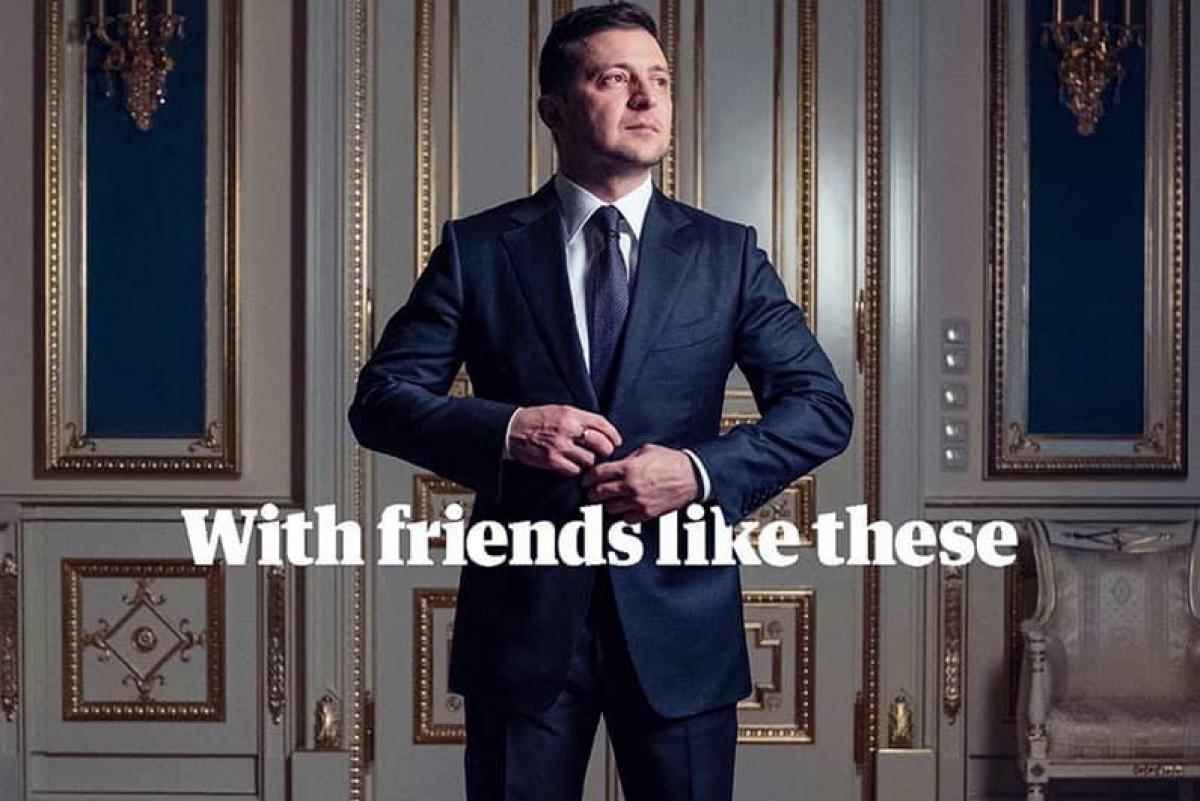 """""""Первый из украинских президентов"""", - Мендель разоблачила три фейка о Зеленском"""