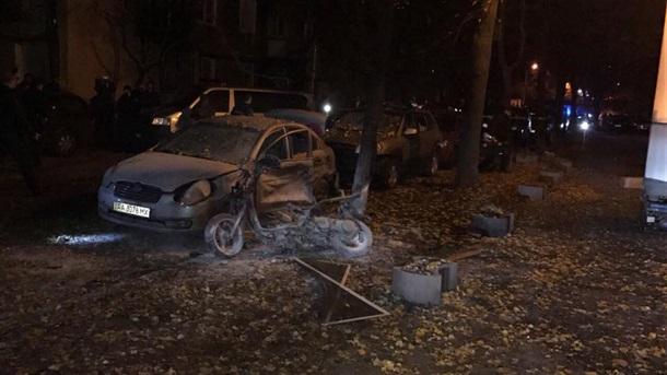 """""""Мосийчук тяжело ранен, его оперируют"""", - однопартиец """"радикала"""" рассказал, чью жизнь унес жуткий взрыв в центре Киева"""