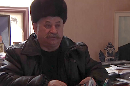"""Атаман Козицын решил снова заняться терроризмом на Донбассе и объявил срочный сбор """"казаков-добровольцев"""" под фашистские знамена Краснова"""