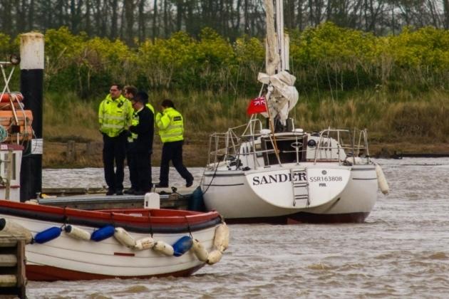 россия, финляндия, яхта, нелегали, мигранты, преступление